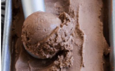 Vegan Chocolate Coconut Milk Ice Cream